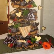 tower-wedding-cake